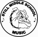 Still Middle School Music Department